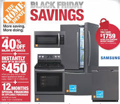 home depot appliance deals black friday ads hours who u0027s open and who u0027s not your ultimate 2016 black