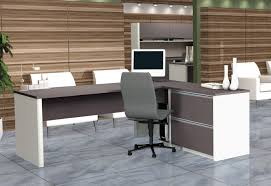 bestar connexion l shaped desk