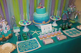 mermaid party ideas lil mermaid birthday party criolla brithday wedding mermaid