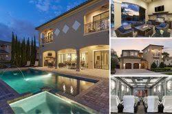 Villas With Games Rooms - reunion resort home rental muirfield estate 8br