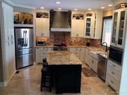 Upper Kitchen Cabinets Kitchens The Magazine Photos Vs Reality