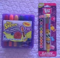mr sketch scented markers movie night scents chisel plus 4 fruit
