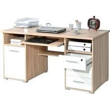 bureau informatique avec rangement bureau avec tablette coulissante bureau informatique avec rangement