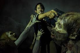 new character photos for season 5 the walking dead official