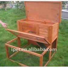 newest 3ft double decker outdoor wooden hamster cage with large