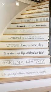 434 best disney love images on pinterest disney inspired staircase disney decorationsfantasy housedisney