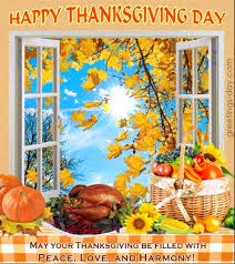 happy thanksgiving day images animated pics