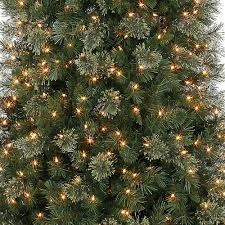 pre lit artificial christmas trees prelit artificial christmas tree deluxe slim set