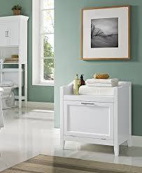 Bathroom Benches With Storage Bathroom Storage Bench Padded Seat Window Shoe Storage