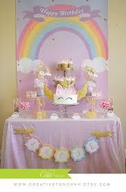 unicorn birthday party unicorn birthday party unicorn cake topper unicorn cupcakes