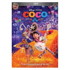 coco dvd target