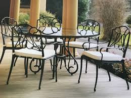 Iron Wrought Patio Furniture by 20 Cast Iron Outdoor Furniture Nyfarms Info