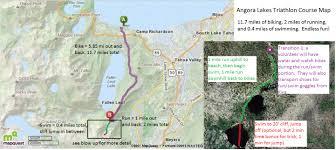 Fake Map Fake Triathlons Meghan Kelly Teles