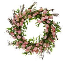 Tulip Wreath 20