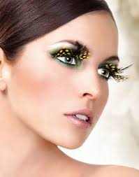 feather eyelashes feather eyelash extensions pinterest