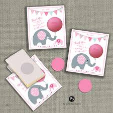baby shower gift tags for eos lip balm gifts instant download