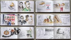 sketching people part 2 my breakthrough liz steel liz steel