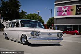 volkswagen wagon slammed corvair a new way to low ride speedhunters