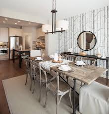 tulip table base dining room contemporary with white shade modern