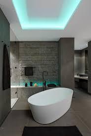 Freistehende Badewanne Bad Freistehende Badewanne Dusche Fernen Auf Interieur Dekor Mit