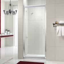 Shower Door 700mm Series 8 760mm Infold Shower Door