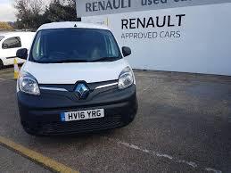renault kangoo 2016 used renault for sale kangoo maxi ll21 44kw i van auto white