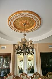 Light Fixture Ceiling Medallion by 63 Best Ceiling Medallions Images On Pinterest Ceiling