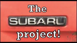 1986 subaru brat interior ulysses the subaru brat brumby project youtube