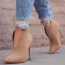 buy peep toe booties and get free shipping on aliexpress com