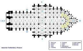 cathedral floorplan wikipedia