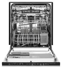 Kitchenaid Dishwasher Utensil Holder Kitchenaid Kdhe704dss 24 In Built In Dishwasher W Ultra