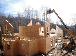 Log Siding For Interior Walls Log Home Building Systems The Original Lincoln Logs