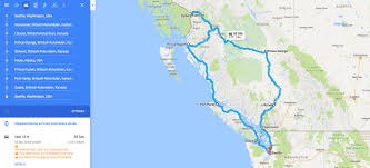 Std Map Einen Mietwagen Im Ausland Buchen Meine Tipps Und Erfahrungen