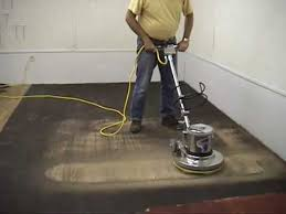 sanding wood floors with the satellite by ceno