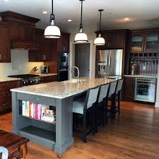 bar method oakland for a transitional kitchen with a natural hard