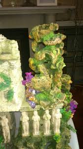 large fish tank ornaments for sale at aquarist classifieds