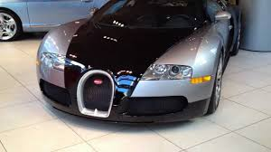 bugatti showroom bugatti veyron in chicago dealership youtube