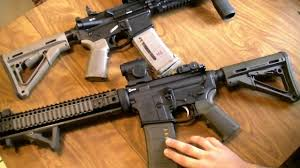 ar 15 for home defense youtube