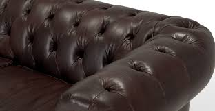 Chesterfields Sofas by Sofas Center Brown Leather Chesterfield Sofas Vintage Sofaused