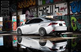 lexus is250 stance lexus is f with a perfect stance by exclusive motoring u2014 carid com