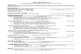 objective in resume for internship examples of accounting resumes