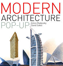 the modern architecture pop up book cool hunting