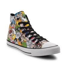 converse chuck taylor star looney tunes sneaker multi