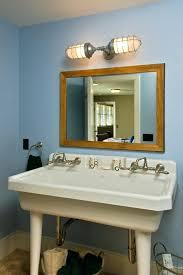 industrial bathroom mirrors industrial bathroom mirror lights industrial vanity light bathroom