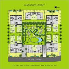 Mandir Floor Plan by Sangath Ipl Posh Sangath Ipl