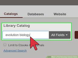 reliable websites for research papers 3 ways to find scholarly articles online wikihow