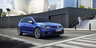 2018 volkswagen golf r facelift will still have 292 hp in the u s