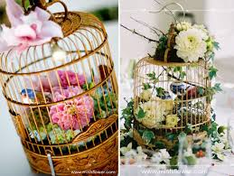 birdcage centerpieces shabby chic wedding ideas birdcage centerpieces centerpieces