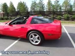 1994 chevy corvette low mileage 1994 chevrolet corvette c4