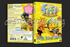 fifi u0026 flowertots fifi u0027s talent show dvd cover dvd covers